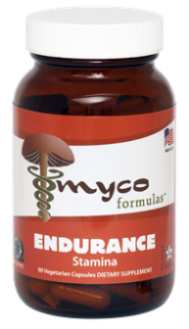 Bottle of MycoEndurance